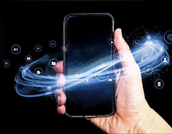 モバイルがビジネスを変革する。